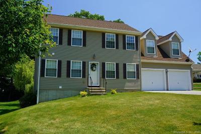 Torrington Single Family Home For Sale: 316 White Pine Road