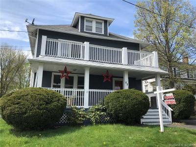 West Haven Single Family Home For Sale: 82 Lucey Avenue