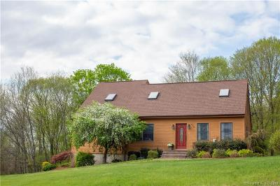 Windham County Single Family Home For Sale: 290 Black Hill Road