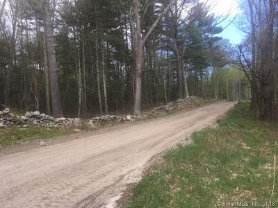 Windham County Residential Lots & Land For Sale: 545 Hubbard Road