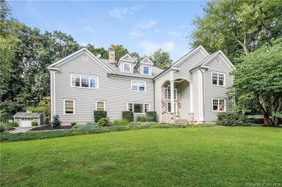 Norwalk CT Single Family Home For Sale: $959,000