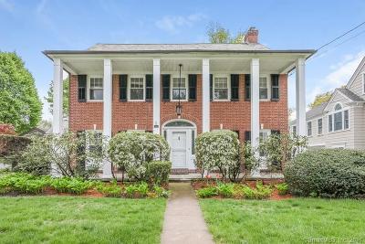 Hamden Single Family Home For Sale: 143 Santa Fe Avenue