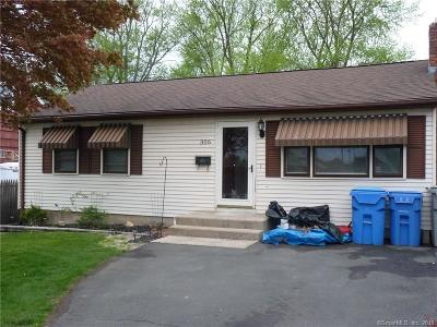 Bristol Single Family Home For Sale: 306 Lake Avenue