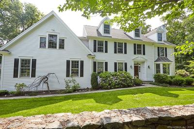 Westport Single Family Home For Sale: 55 Clinton Avenue