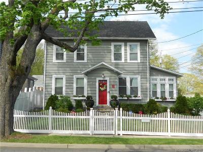 Fairfield Single Family Home For Sale: 8 Essex Street