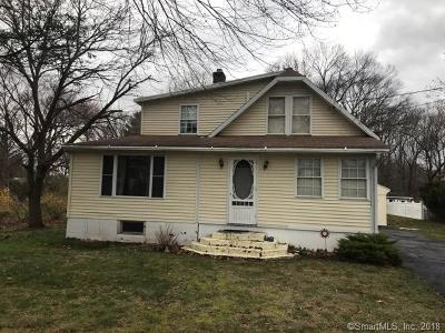 North Haven Single Family Home For Sale: 67 Blakeslee Avenue
