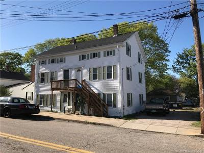 Stonington Multi Family Home For Sale: 7 Palmer St