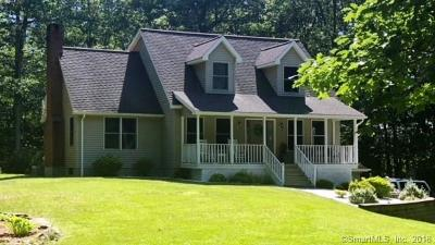 Bethlehem Single Family Home For Sale: 43 Town Line Highway North