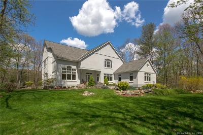 Windham County Single Family Home For Sale: 551 Lisbon Road