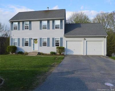Torrington CT Single Family Home For Sale: $187,900
