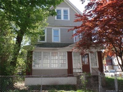 Bridgeport Multi Family Home For Sale: 960 Connecticut Avenue