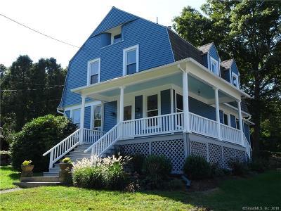 Groton Single Family Home For Sale: 673 Shennecossett Road