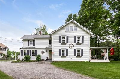 Plymouth Single Family Home For Sale: 54 North Main Street