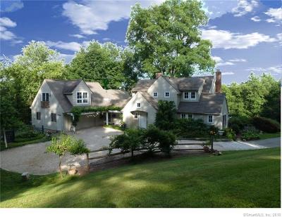 Sherman Single Family Home For Sale: 4 Bittersweet Lane