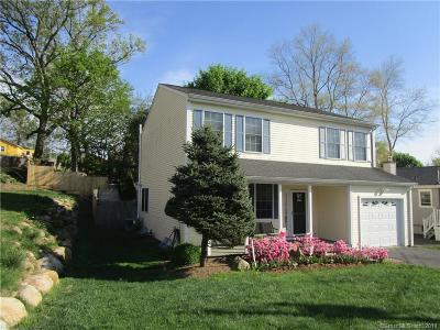 Shelton Single Family Home For Sale: 52 Wells Avenue