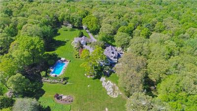 Old Lyme Single Family Home For Sale: 102 Town Woods Road