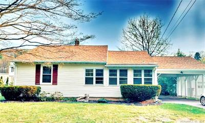 Thomaston Single Family Home For Sale: 126 Pine Hill Road
