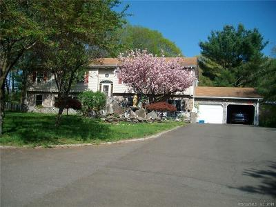 Danbury Single Family Home For Sale: 73a Great Plain Road