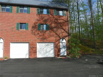 Southington Condo/Townhouse For Sale: 550 Darling Street #41D