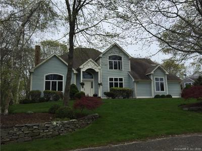Groton Single Family Home For Sale: 47 Haley Crescent
