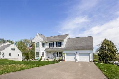 Wallingford Single Family Home For Sale: 1 Bertini Lane