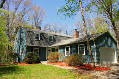Ledyard Single Family Home For Sale: 3 Seabury Avenue