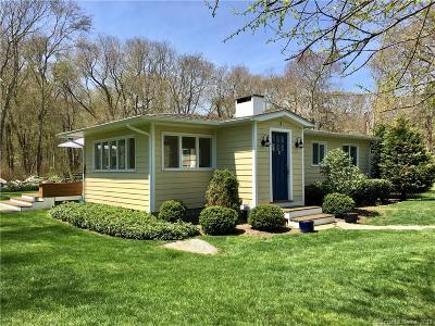 Stonington Single Family Home For Sale: 3 Allyns Alley