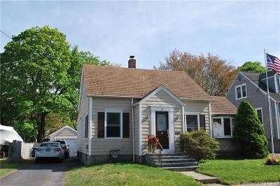 Bridgeport Single Family Home For Sale: 25 Livingston Street