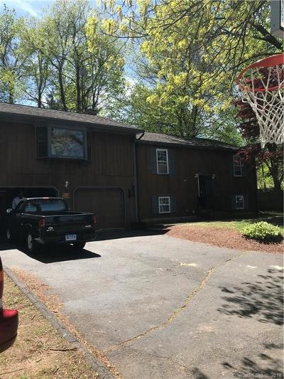 Meriden Single Family Home For Sale: 36 Bar Will Drive