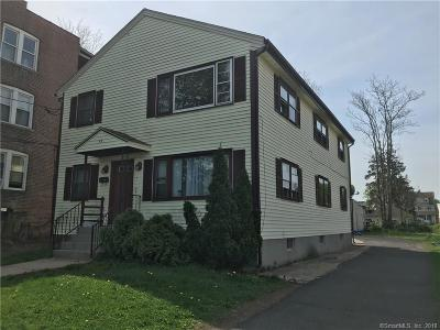 New Britain Multi Family Home For Sale: 53 Daly Avenue