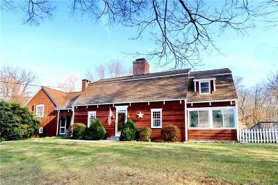 Trumbull Single Family Home For Sale: 5014 Madison Avenue