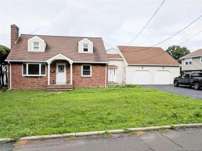 Stamford Single Family Home For Sale: 647 Fairfield Avenue