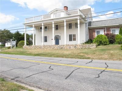 Stonington Single Family Home For Sale: 595 Greenhaven Road