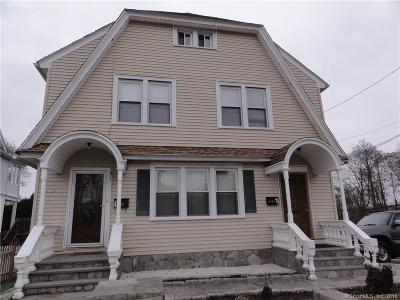 Waterbury Multi Family Home For Sale: 601 Highland Avenue