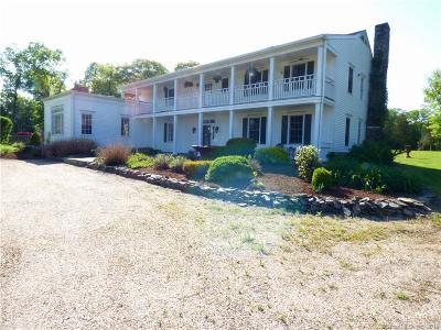 Roxbury Single Family Home For Sale: 30 Highmeadow Lane