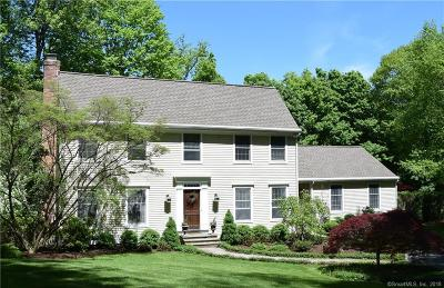 Ridgefield CT Single Family Home For Sale: $899,000