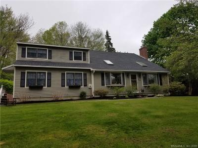 Thomaston Single Family Home For Sale: 30 Trestle Lane