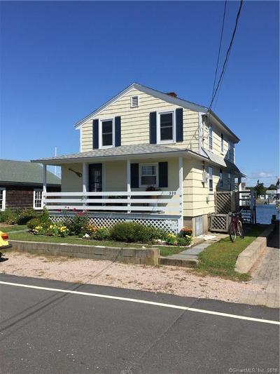 Groton Single Family Home For Sale: 330 West Shore Avenue