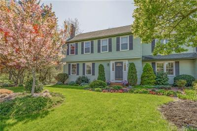 Cheshire Single Family Home For Sale: 79 Hampshire Court