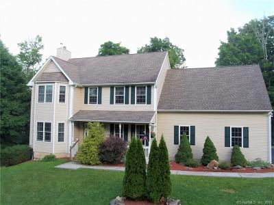 Bristol Single Family Home For Sale: 26 Partridge Run