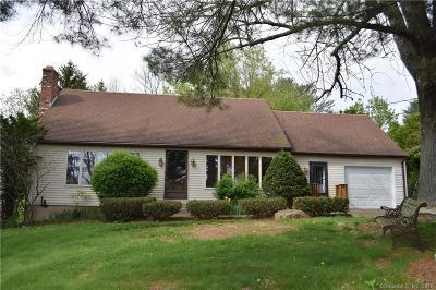 Meriden Single Family Home For Sale: 741 Allen Avenue