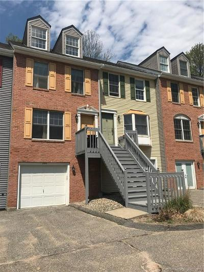 Torrington Condo/Townhouse For Sale: 1275 Winsted Road #209