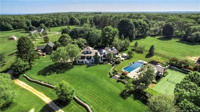 Stonington Single Family Home For Sale: 116 Al Harvey Road