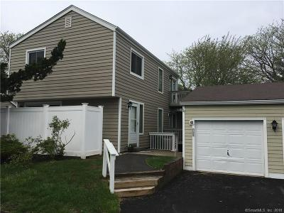 Branford Condo/Townhouse For Sale: 34 Peddlers Drive #34