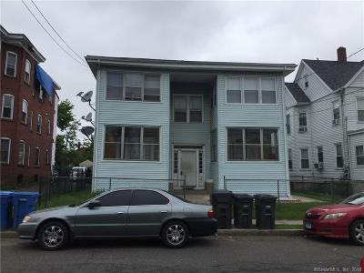 Hartford Multi Family Home For Sale: 114 Standish Street