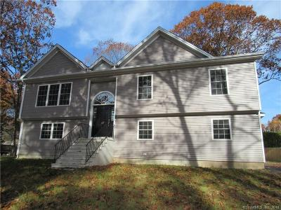 West Haven Single Family Home For Sale: 67 David Street