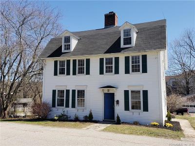 Norwich Single Family Home For Sale: 5 Huntington Avenue