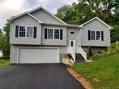 Meriden Single Family Home For Sale: 113 Yale Avenue