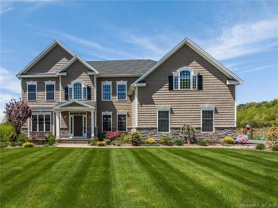 Southington Single Family Home For Sale: 69 Glen Eagles Drive
