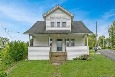 Shelton Single Family Home For Sale: 188 Hillside Avenue